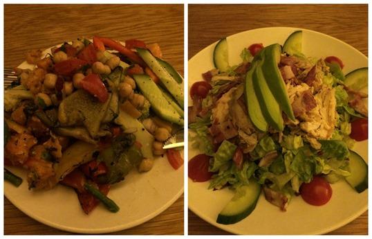 Zippers salad