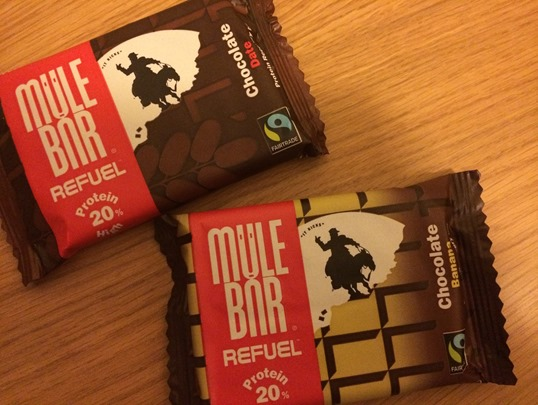 Mule Bar Protein Bars