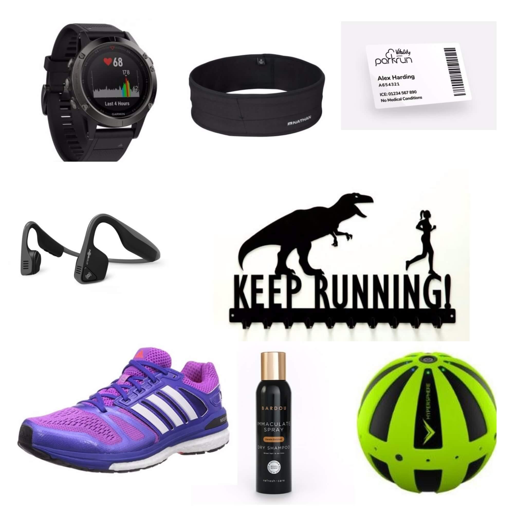 Runner wishlist